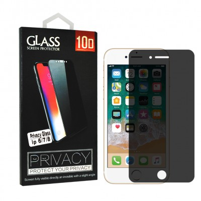 Privacy Tempered Glass for Iphone 6/7/8