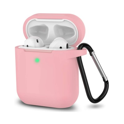 Silicone Case for Airpod - Pink