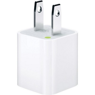 USB Home Charging Adapter - White